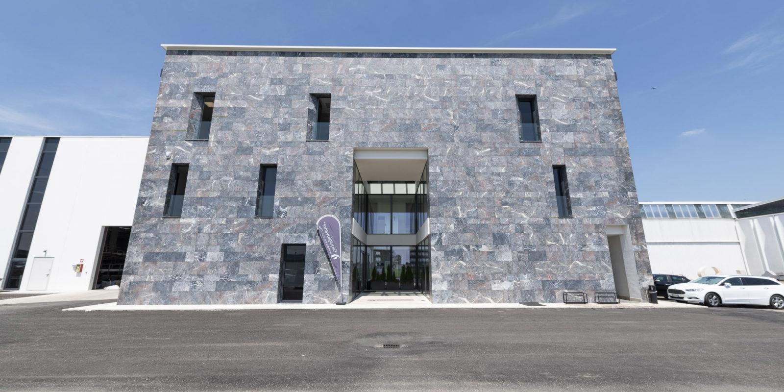 MARGRAF Spa – Industria Marmi Vicentini – Gambellara VI