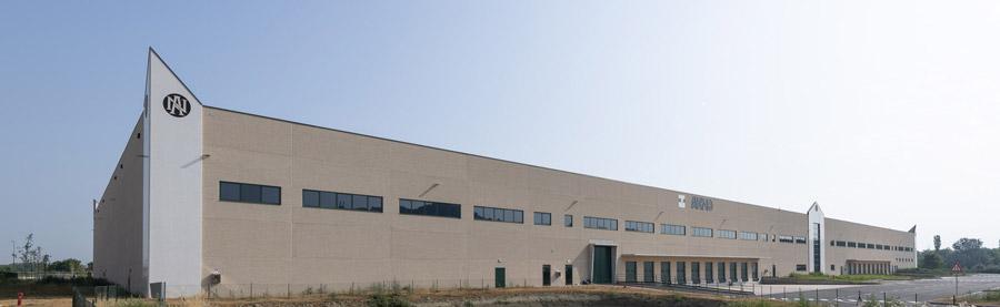 AKNO Group – Cantiere Broni – Pavia