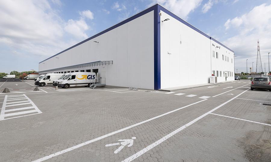GLS Logistica